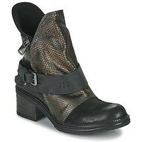 Schuhe Damen Boots Metamorf'Ose KALEUR Schwarz