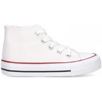 Schuhe Mädchen Sneaker High Luna Collection 56834 weiss