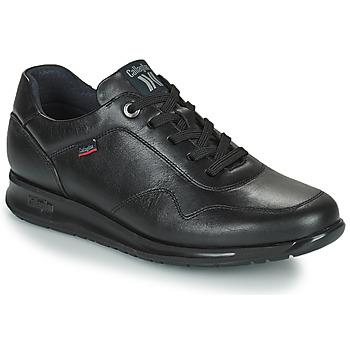 Schuhe Herren Derby-Schuhe CallagHan WENDIGO Schwarz