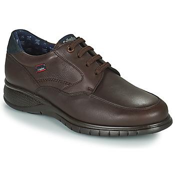 Schuhe Herren Derby-Schuhe CallagHan FREEMIND Braun