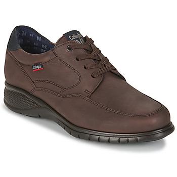 Schuhe Herren Derby-Schuhe CallagHan FREEMIND Schwarz