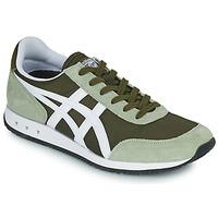 Schuhe Sneaker Low Onitsuka Tiger NEW YORK Kaki / Weiss / Grau