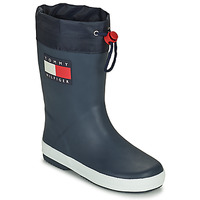 Schuhe Kinder Gummistiefel Tommy Hilfiger T3X6-30766-0047800 Marine