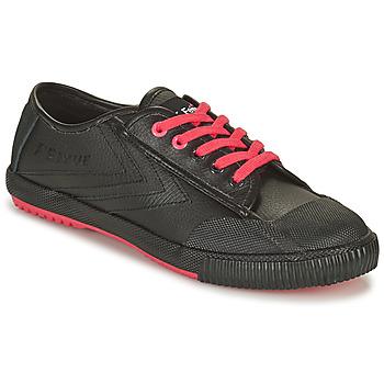Schuhe Herren Sneaker Low Feiyue STAPLE X FE LO 1920 Schwarz / Schwarz