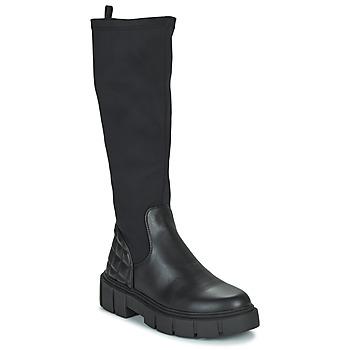 Schuhe Damen Klassische Stiefel MTNG 50190-C51975 Schwarz