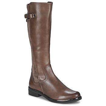 Schuhe Damen Klassische Stiefel Caprice 25504-361 Maulwurf