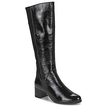 Schuhe Damen Klassische Stiefel Caprice 25517-011 Schwarz