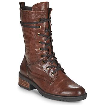 Schuhe Damen Boots Caprice 25202-351 Cognac