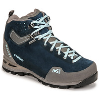 Schuhe Damen Wanderschuhe Millet G TREK 3 GORETEX Grün / Blau