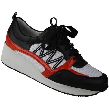 Schuhe Damen Sneaker Low Lei By Tessamino Damensneaker Nele Farbe: orange orange