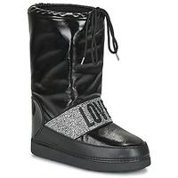 Schuhe Damen Schneestiefel Love Moschino JA24042G1D Schwarz