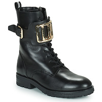 Schuhe Damen Low Boots Love Moschino JA21374G0D Schwarz