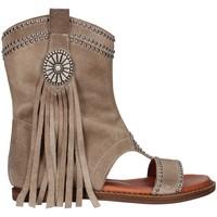 Schuhe Damen Sandalen / Sandaletten Zoe Cherokee06 Sandelholz Frau Seil Seil