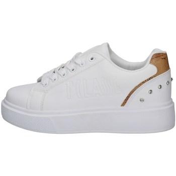 Schuhe Damen Sneaker Low Alviero Martini P341/201C WEISS