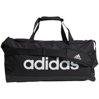 Taschen Sporttaschen adidas Originals Linear Duffel M Weiß, Schwarz