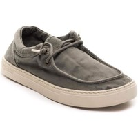 Schuhe Herren Sneaker Low Natural World  Gris