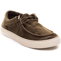 Schuhe Herren Sneaker Low Natural World  Marrón