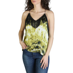 Kleidung Damen Tops / Blusen Yes Zee T218-HV00-2936 Multicolor