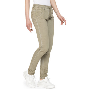 Kleidung Damen Jeans Carrera 750PL-980A-756 grün