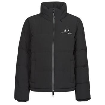 Kleidung Damen Daunenjacken Armani Exchange 6KYB11 Schwarz