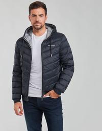 Kleidung Herren Daunenjacken Armani Exchange 8NZB53 Marine