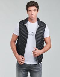 Kleidung Herren Daunenjacken Armani Exchange 8NZQ52 Schwarz