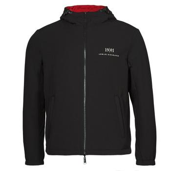 Kleidung Herren Jacken Armani Exchange 6KZB56 Schwarz