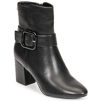 Schuhe Damen Low Boots Esprit ORNELLA Schwarz