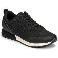 Schuhe Damen Sneaker Low Esprit HOULLILA Schwarz