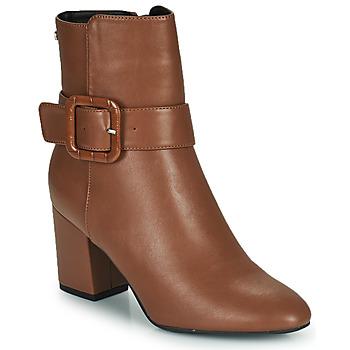 Schuhe Damen Low Boots Esprit REBECCI Karamell