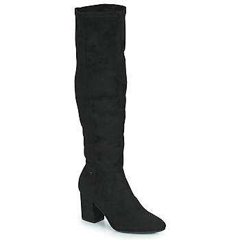 Schuhe Damen Klassische Stiefel Esprit BECCA Schwarz