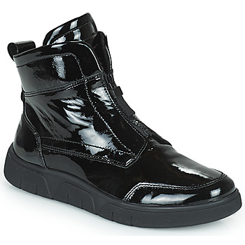 Schuhe Damen Boots Ara ROM-SPORT Schwarz
