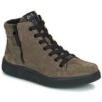Schuhe Damen Boots Ara ROM-SPORT Grau
