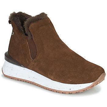 Schuhe Damen Sneaker High Gioseppo JONDAL Braun