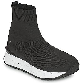 Schuhe Damen Sneaker High Gioseppo ULUIK Schwarz