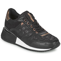 Schuhe Damen Sneaker Low Gioseppo ENGERDAL Schwarz