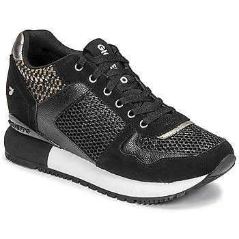 Schuhe Damen Sneaker Low Gioseppo LILESAND Schwarz