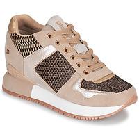 Schuhe Damen Sneaker Low Gioseppo LILESAND Beige / Gold