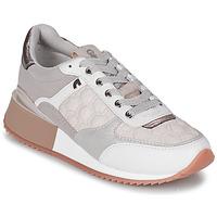 Schuhe Damen Sneaker Low Gioseppo ENGERDAL Weiss