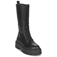 Schuhe Damen Klassische Stiefel Gioseppo KITUI Schwarz