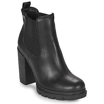 Schuhe Damen Low Boots Gioseppo TINDOUF Schwarz