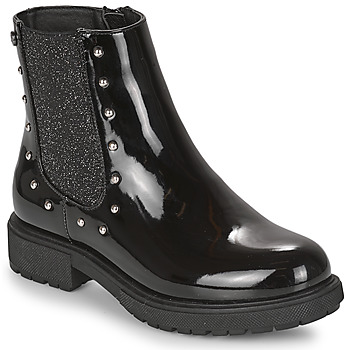 Schuhe Mädchen Boots Gioseppo TELAGH Schwarz