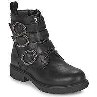 Schuhe Mädchen Boots Gioseppo GOUVY Schwarz