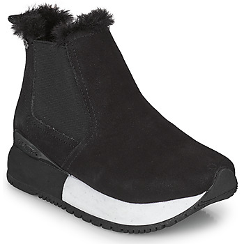 Schuhe Mädchen Sneaker High Gioseppo NORDEN Schwarz
