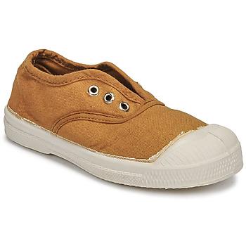 Schuhe Kinder Sneaker Low Bensimon TENNIS ELLY ENFANT Gelb