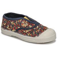 Schuhe Kinder Sneaker Low Bensimon TENNIS ELLY LIBERTY ENFANT Multicolor
