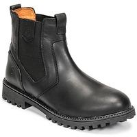 Schuhe Herren Boots Lumberjack RIVER BEATLES Schwarz