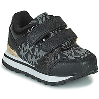 Schuhe Mädchen Sneaker Low MICHAEL Michael Kors BILLIE JOGGER H&L Schwarz / Gold