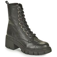 Schuhe Damen Low Boots Castaner UMA Schwarz