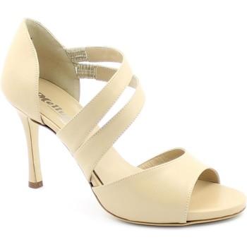 Schuhe Damen Pumps Melluso MEL-E21-S860A-SK Rosa